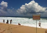 Risque requins : L'arrêté préfectoral prolongé jusqu'au 15 septembre 2014 | Le tourisme culturel | Scoop.it