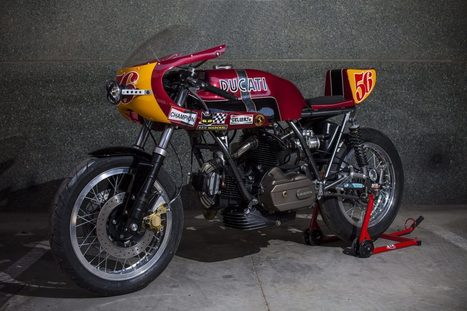 Ducati 900 Darmah Custom Racer | Ductalk Ducati News | Scoop.it