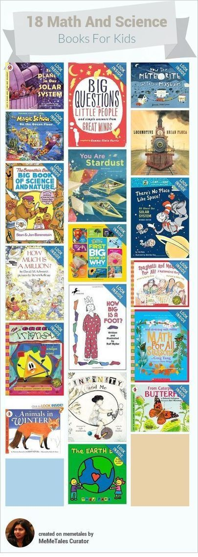 Reading Resources For Kids | Science Books, Reviews, and News | Scoop.it