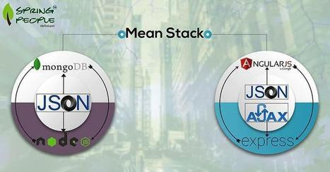 MEAN Stack - Experience the Unparalleled Simplicity of Web Technology | SpringPeople | IT Training Workshop and Training Course in Bangalore | Scoop.it