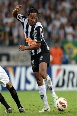Ronaldinho leads Atletico Mineiro to Libertadores triumph - Global Times | futebol | Scoop.it