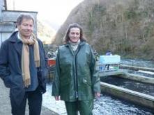 Sarrance : un vivier renommé.   aquacultures   Scoop.it