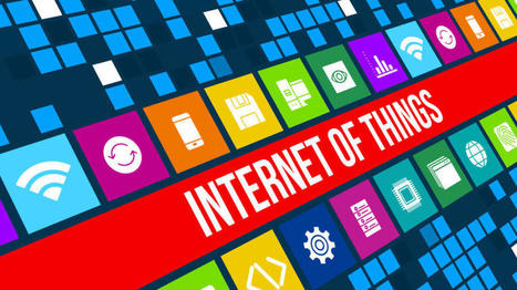 Infographic: The innovation and impact of IoT | The Jazz of Innovation | Scoop.it
