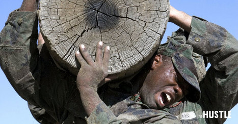The 40% Rule: A Navy SEAL's Secret to Mental Toughness | Various computer and geek stuff | Scoop.it