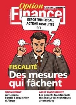 Option finance n°1390 - 21/11/2016   Infothèque BBS Brest - L'actualité des revues   Scoop.it