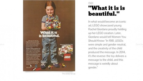 LEGO's messy history of marketing to girls | A Voice of Our Own | Scoop.it