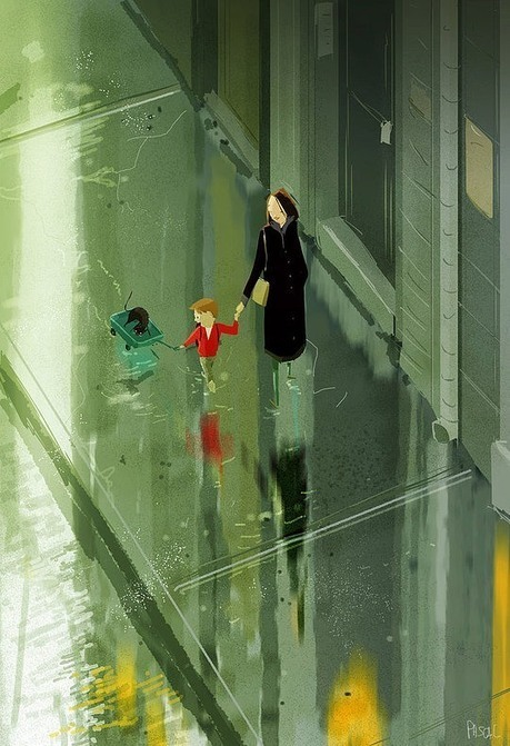 Original Illustrations by Pascal Campion | Culture and Fun - Art | Scoop.it