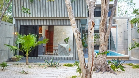 Casa T: A Superhero Retreat Themed after Earth, Wind and Fire | Yatzer | Arquitectura 2.0. | Scoop.it