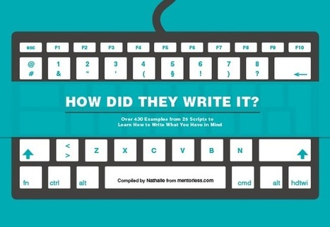 "DOWNLOAD A FREE COPY OF ""HOW DID THEY WRITE IT"" 
