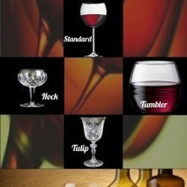 Quick Look at the Types of Wine Glasses | #infographics | Online Gift Registry & baby gifts singapore | Scoop.it
