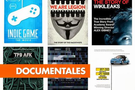 6 documentales de tecnología que te harán pensar | Lectura | Scoop.it