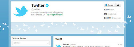 5 consigli per il social media marketing con Twitter | Exit25 Servizi ... | comunicazione 2.0 | Scoop.it