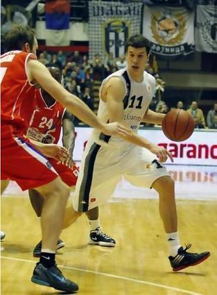 Valencia Basket encuentra en Vladimir Lucic a su ansiado alero | EuroCanastas Sillonbol | Scoop.it