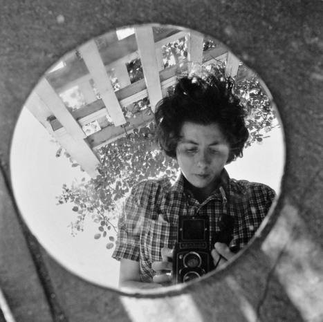 Vivian Maier, photographe toujours hors cadre | Curiosités planétaires | Scoop.it