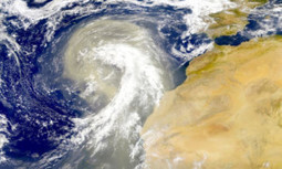 How Will Climate Change Effect Harmful Marine Bacteria Brought on by Saharan Dust? | EcoWatch | Scoop.it