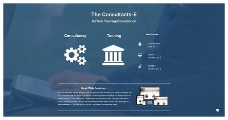 The Consultants-E - EdTech Training & Consultancy   English Language Teaching ePortfolio   Scoop.it