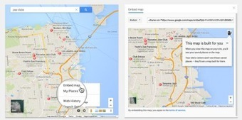 Google Maps powered with New 'Embed Map' & 'railway-airports' feature | Social Media Marketing, Search Engines Updates, SEO and PPC | Scoop.it