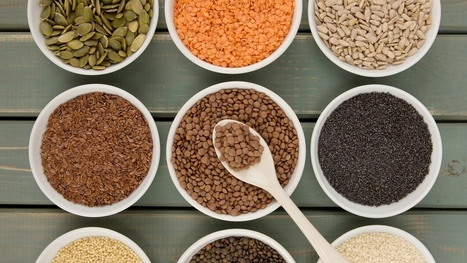 The Athlete's Guide to Superfood Seeds | Superfood Chia Dressing | Scoop.it