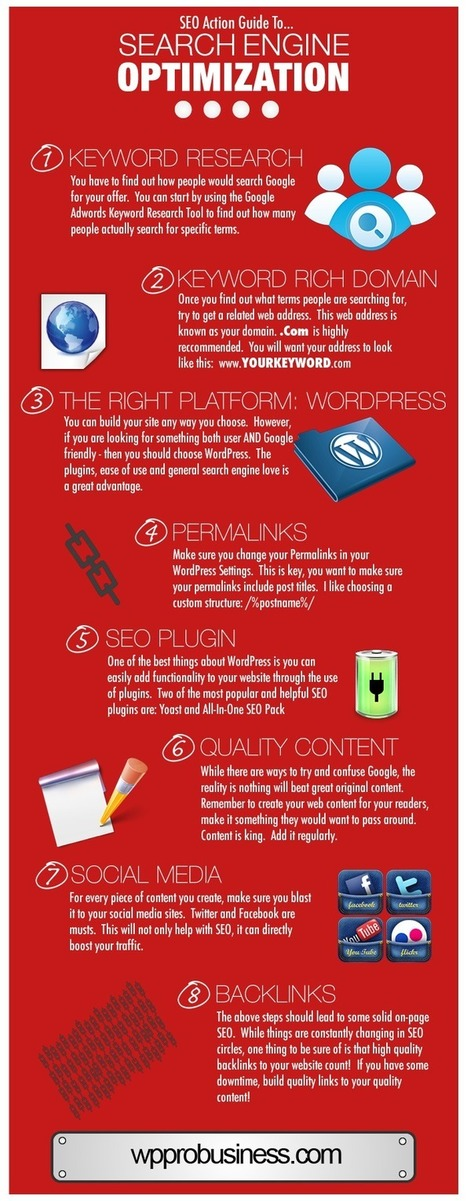 Simple Action Guide to SEO   SEO and social content   Scoop.it