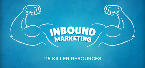 115 killer resources to hack your inbound marketing success | Marketing_me | Scoop.it