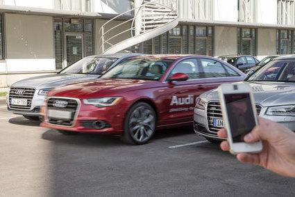 Audi stellt das pilotierte Parken vor | Gesundheit | Scoop.it