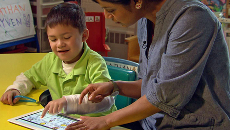 Apps for Autism: Communicating on the iPad - CBS News | Ed News | Scoop.it