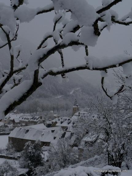 Guchan sur neige - Montagne Pyrénées   Guchan   Scoop.it
