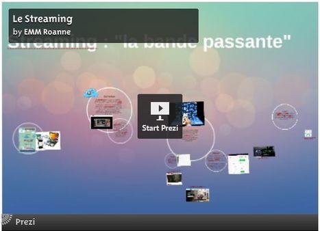 Heure du numérique 5, le Streaming : retour | Web et nous | Scoop.it