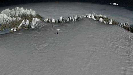 NASA recrea por 1ª vez en 3D las miles de capas de hielo de Groenlandia | Aumentada | Scoop.it