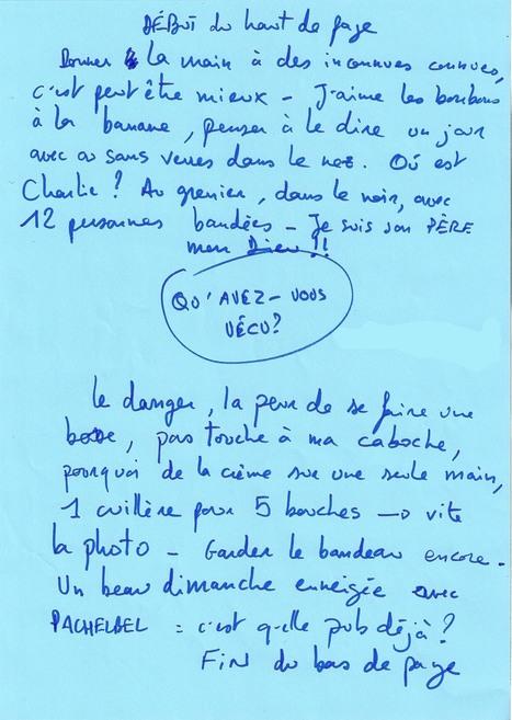 Restitution   Visite complice 3 : dimanche 24 février 2013 (17h)   Scoop.it