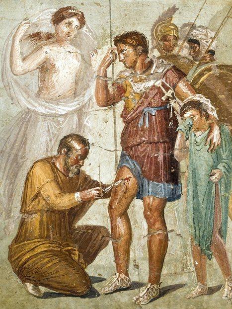Eneas. La odisea del héroe troyano | Mitología clásica | Scoop.it