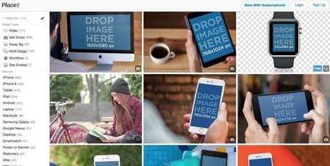 3 ressources en ligne pour enrichir vos slides   Time to Learn   Scoop.it
