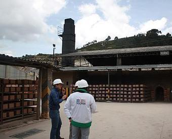 Adiós al humo de los cuatro hornos de la ladrillera Helios en Usme - Archivo de noticias - Secretaria Distrital de Ambiente | Calidad del Aire | Scoop.it