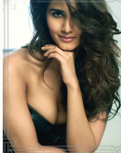 Pictures : Vaani Kapoor flaunts her cleavage for Maxim cover shoot | Celebrity latest News and Photos (Bollywood and hollywood) | Scoop.it