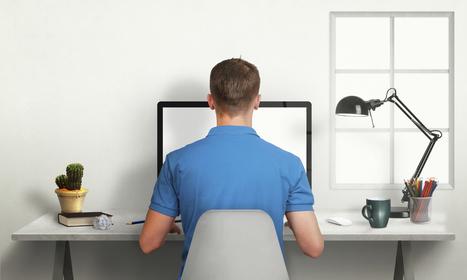 Cómo sentarte bien en el ordenador y qué problemas de salud tendrás si no lo haces | LAS TIC EN EL COLEGIO | Scoop.it