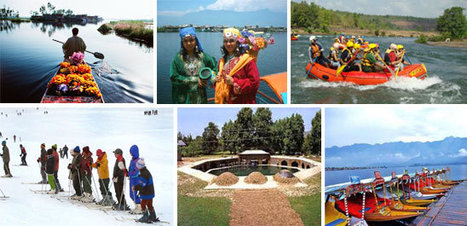Kashmir – India's Switzerland   Odyssey Tours and Travels   Scoop.it