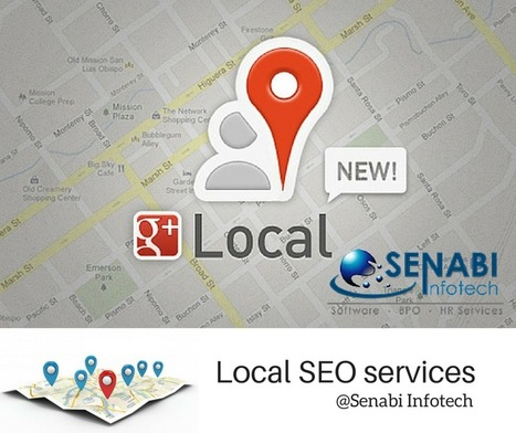 How Trusted Local SEO Agency London Offers Business Opportunity | SENABI Infotech Limited | Scoop.it