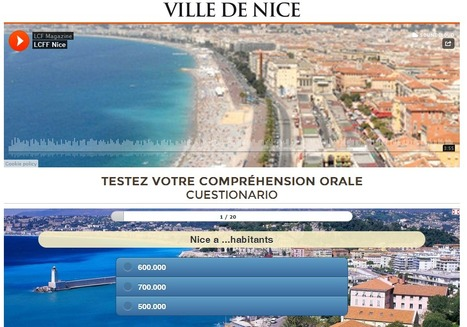 "Une tasse de FLE : ""Nice"" 