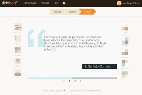 Otras 4 excelentes alternativas gratuitas online a Microsoft PowerPoint | De Zapping por las TIC | Scoop.it