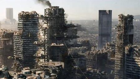 Matt Damon recounts landfill shoot for 'Elysium' | FILM AND TV | Scoop.it