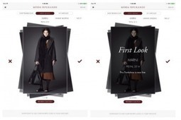 Moda Operandi - Tinder for Clothes | Design, Service & Utility | Scoop.it