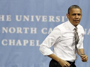 Veteran NC Political Strategists See Obama Path To Winning Tar Heel State - NPR (blog)   Common Sense Politics   Scoop.it