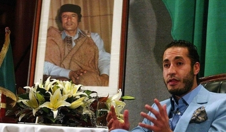 Libya reportedly paid some €2.8 billion for Saadi Gaddafi - MaltaToday | Saif al Islam | Scoop.it