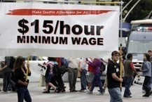 Seattle Announces $15 Minimum Wage, Highest In The U.S. | Pre-U Microeconomics | Scoop.it