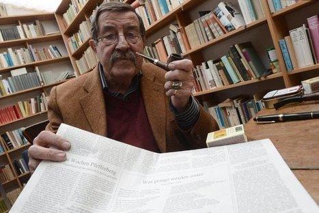 Un poème de Günter Grass suscite un tollé | BiblioLivre | Scoop.it