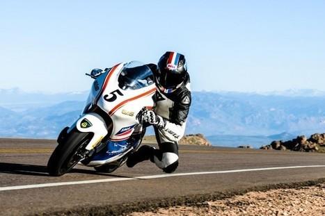 Lightning's Electric Motorcycle Dominates Pikes Peak   Autopia   Wired.com   Heron   Scoop.it