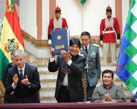 Bolivia prohibe transgénicos en su territorio y el latifundio | Puntos de referencia | Scoop.it