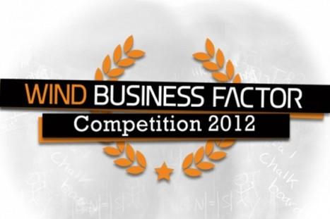 Ecco le 4 startup finaliste del 2° turno del Wind Business Factor Competition | InTime - Social Media Magazine | Scoop.it