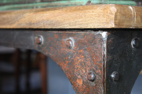 Mulbury Gallery Direct - Recycled timber frames | vintage | Scoop.it