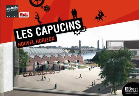 . Le plateau des Capucins et le téléphérique en 3D ... - Côté Brest | Brest même | Scoop.it